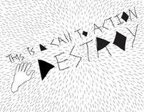 Illustration, experimentation fun