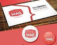 HTMLMAG Branding Concept