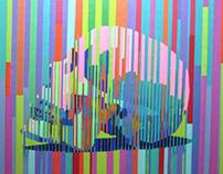 El cuerpo del arcoiris - Rainbow body (ja-lus)