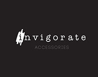 invigorate Accessories, Brand design