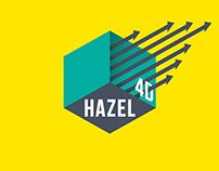Hazel 4D Rebrand