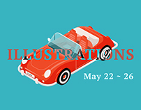 Illustrations from May 22 to 26