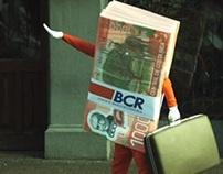 BCR - Su dinero volverá (Gran Effie y Effie de Oro)