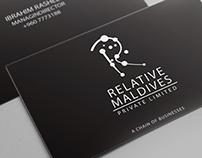 Identity Design for Relative Maldives