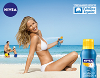 Making Headlines with NIVEA sun protect & refresh