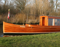 Eigen project: renovatie notarisboot de elizabeth