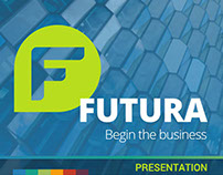 Futura Business Powerpoint Template