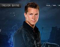 Official Site of Trevor Bayne