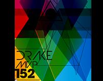 Snowboard Drake Mvp 152