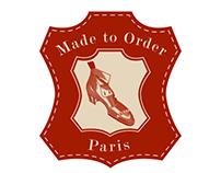Made To Order Paris / Branding & Website