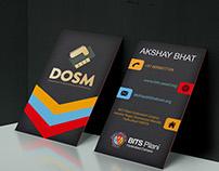 DoSM Branding