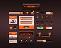 Caramel UI kit