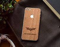 Wood skins