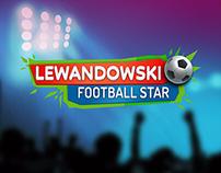 Lewandowski Football Star