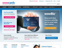 Card Inventors, Inc Interface Design