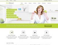RokSmart, Joomla Green Corporate Business Template