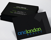 One London Realty - Corporate Identity Package