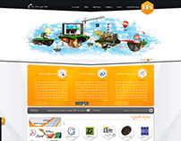 It Solution's Company Website