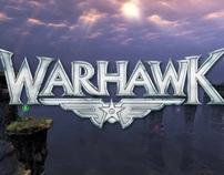 """""""Epic"""" Warhawk - Sony Playstation"""