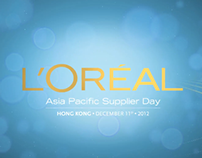 L'Oréal | Asia Pacific Supplier Day