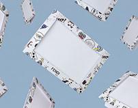 Fendi Kids-Photo Frame