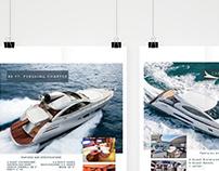 Carefree Lifestyle | yacht advertisements
