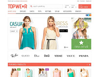 TopWear, OpenCart Fashion Apparel Clothings Bags Theme