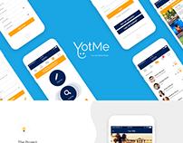 Yotme Mobile App | Case Study