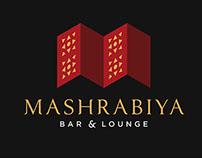 Branding: MASHRABIYA Bar & Lounge