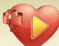 Love Vkontakte (Flash App)