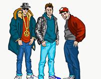 Beastie Boys Stromboli