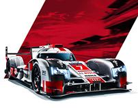 Audi Sport Campaign 2015 Print