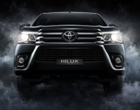 Toyota Hilux - CGI - Making of