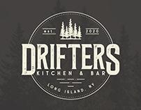 Drifters Kitchen & Bar - Restaurant Branding