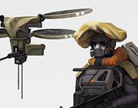 2048 - Infantry Concept