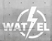 WatEl - Logo development