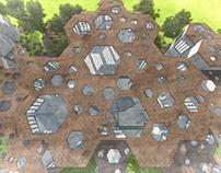 Mathematical gymnasium - Concept design