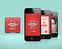 DoNationAngels Logo/ App design