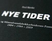 Book: Nye Tider. Design.
