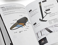 TECHNOLOGY DIAGRAMS - CATALOG DESIGN