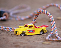 Hot wheels (Toy Car) Campaign.