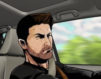 """""""The Chase"""" Uncharted 2 - Sony Playstation/ Toyota"""