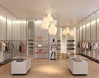 Twin Set store in Milan