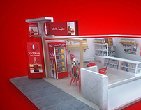 COCA COLA commercial boutique