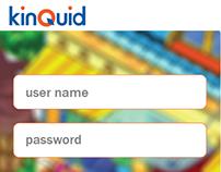 Kinquid - mobile app