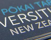 Universities New Zealand Brand