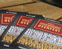 Michigan Beerfest Branding