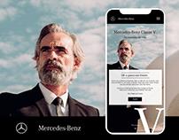 Mercedes-Benz Vans - Dê o passo em frente.
