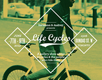 Hermann & Audrey  | LifeCycles Posters