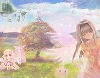 [TSB] Fantasy Landscape [PS]